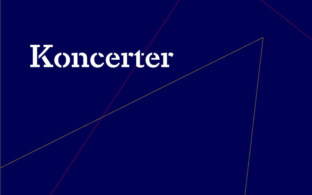 Koncertprogram 2021